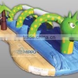Attractive Commercial grade inflatable water slides for sale