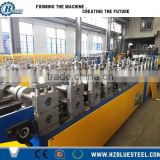 Light Weight Steel Framing Truss Stud Track Roll Forming Machine, Metal Stud Making Machine With Punching