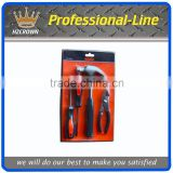4pcs double blister hand tool set
