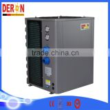 DC Inverter swiming pool heater heat pump for heating pool, spa and sauna(Metal Shell )