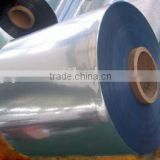 PVC shrink film for capsules