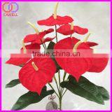 christmas decoration wholesale artificial poinsettia flowers