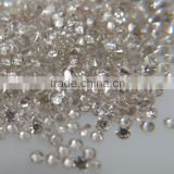 1-1.1mm I Clarity I-J Color Natural Loose Brilliant Cut Nontreated Diamond Lot Round for Setting In Gold or Silver
