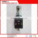 hydraulic valve 24v Vickers Rotary solenoid valve assembly SBV11-12-C-0-24DG for putzmeister Concrete pump spare parts