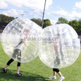 Most Popular PVC/TPU bubble soccer/human bubble football