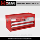 rolling red metal tool storage cabinets DT-631