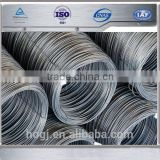 Galvanized rope 3mm high tension steel wire