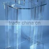 acrylic church furniture , church furniture , acrylic lectern , acrylic podium , acrylic pulpit , acrylic pedestal