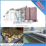 Automatic Empty Food Tin Box Palletizer for Food/Beverage Tin Can Making/Production Line