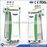 Fat Melting Nubway Beauty Equipment Cooling Temperature -15-5 Degree Cellulite Reduction Cryolipolysis Weight Loss Machine For Body Slimming
