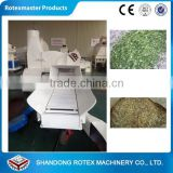 Electric Grass forage corn silage harvester chaff cutter for animals feed