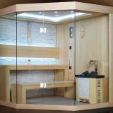far infrared indoor sauna room
