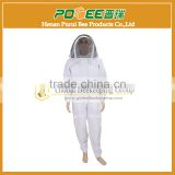 Beekeeping equipment 100% Cotton Beekeeping Protective Clothing Bee Protection Suit