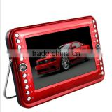 Cheaper Portable DVD VCD Players 9-inch Screen 1080P HD video theater machine with DVD, radio, TV