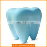 Fashion fiberglass tooth stool