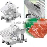 electric semi-auto meat slicer / meat slicer
