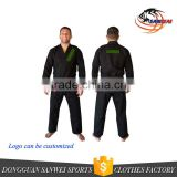 Embroideries And Patches Black Bjj Gi