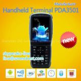 ZKC PDA3501 3G,WiFi,NFC Android Bluetooth Industrial Qr Code Scanner