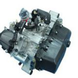 800CC 2-WHEEL MOTORCYCLE TRICYCLE FOR FREIGHT AND PASSENGER TRANSPORT RANGE-EXTENDER WATER PUMP AND GENERATOR ENGINE
