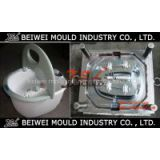 Plastic footbath mould maker