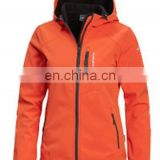 Waterproof mens outdoor jacket with OEKO-tex certification