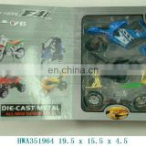 DIE-CAST TOYS(2Asst,4Color)/Miniaturas Juguetes (2Asst, 4color)