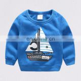 Factory sale 2-7 Years Kids Boy Hoodie lovely fall out boy long sleeve warm thick hoody