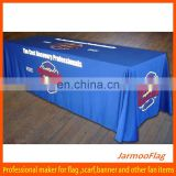 custom advertising table skirt
