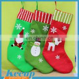 Promotional Xmas Sock with custom logo