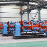 JL400/500/630 Steel Wire Armoring Machine Cable Manufacturing Equipment