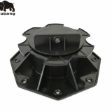 Waterpfoof adjustable plastic pedestal for WPC decking/tiles