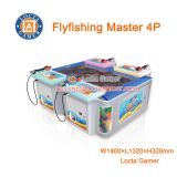 Zhongshan amusement redemption FlyFishing Master 4P Fish Hunting Game, Shooting Fish Machine coin operated