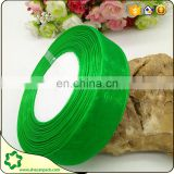 ribbon for garments lowest price with organza material