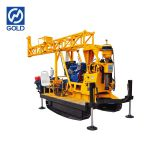 Spindle Rotary Speed Core Borehole Drilling Rigs with Small Volume