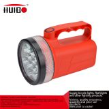 Portable lamp, flashlight, practical flashlight