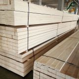 Interior wooden door material poplar LVL for door core and door frame