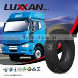 2015 Popular New Truck Tyres For Sale 315 80 r 22.5 truck tyre, LUXXAN Brand Truck Tires