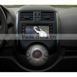 Latest PURE ANDROID 4.4 OS A9 DUAL CORE 2 DIN CAR RADIO CAR GPS CAR MULTIMEDIA PLAYER