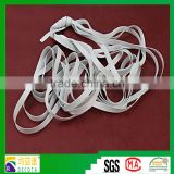 High Elastic White Synthetic Rubber Belt Used Swimwear