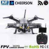 Cheerson Jumper CX-91a 5.8G FPV Racing Quadcopter Drone with 4.3 Inch 32CH Monitor 720P HD Camera