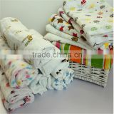 100 percent cotton fabric christmas baby muslin swaddle blankets                                                                                                         Supplier's Choice