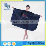 B10011Customized Cape For Salon Hair Dressing Black Color Cape Barber                                                                         Quality Choice