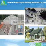 eps sandwich panel for floor/ EPS Cement composite board /sandwich panel for Prefab villa /house