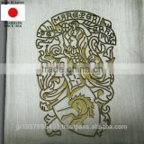 Reliable mold and metal stamp by dog tag laser engraving machine with durable made in Japan