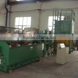 wire and cable making equipment-9D manufacturer/copper aluminum rod breakdown drawing machine