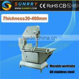 Meat saw blade Dia. 400mm electric meat bone saw 15m/s meat bone saw machine for CE (JG650 SUNRRY)