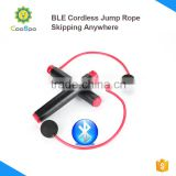 BLE 4.0 Fitness speed jump rope with counter