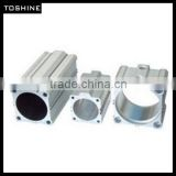 6000 Series Industrial Aluminium Profile Aluminum Extruded Cylinder Shell With CNC Machining