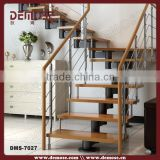 portable residential steel folding stairs