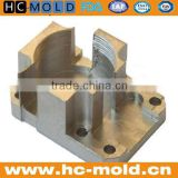 Customized rapid prototype vacuum casting parts and cnc machining hydraulic motor spare parts